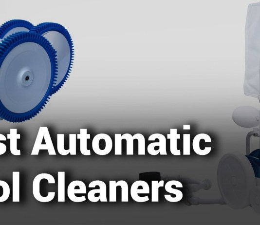 10 Best Automatic Pool Cleaners 2019