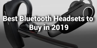 10 Best Bluetooth Headsets 2019