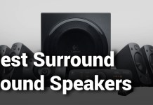 10 Best Surround Sound Speakers to Buy in 2019