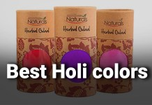 10 Best Holi Colours available in India with Price 2019