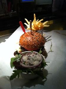 burger at burger & lobster soho