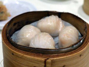 prawn dumpling  | Royal China Queensway
