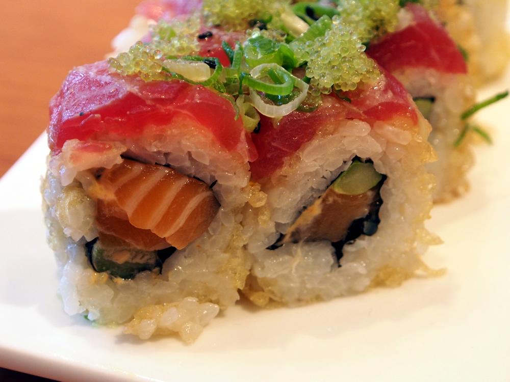crunchy tuna | Pham Sushi | Yvanne Teo