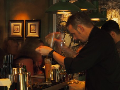 Bartender at the Covent Garden Hotel Bar | Yvanne Teo