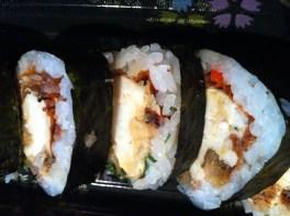 Spider roll - soft shell crab | Kami Japanese Restaurant| Yvanne Teo