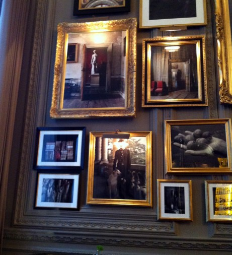 pictures at Berners Tavern | Yvanne Teo
