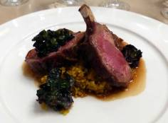 Rack of Romney Marsh Lamb with cous cous | ytTastes | Yvanne Teo