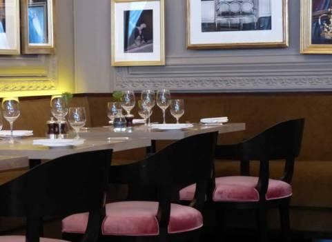 interior at Berners Tavern | ytTastes | Yvanne Teo