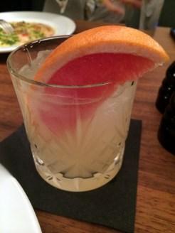 Hawksmoor Knightsbridge Grapefruit Picador | ytTastes | Yvanne Teo