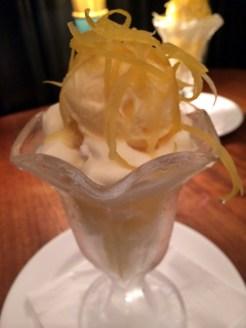 Hawksmoor Knightsbridge Lemon Meringue Sundae | ytTastes | Yvanne Teo
