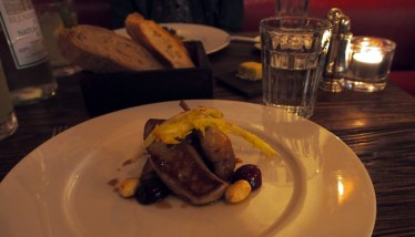 quail breast at Little Social | ytTastes | Yvanne Teo