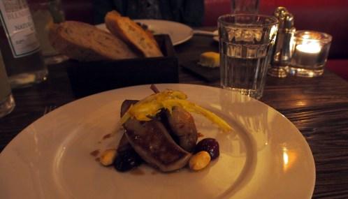quail breast at Little Social | ytTastes | Yvanne Teo