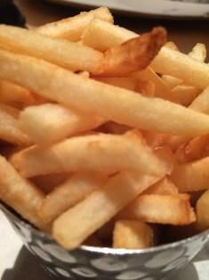 Fries at Burger & Lobster Fitzrovia | ytTastes | Yvanne Teo