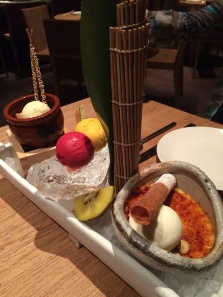 dessert platter - Roka Aldwych   ytTastes   Yvanne Teo
