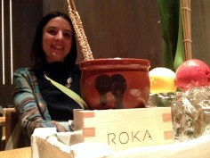 happy dessert eaten - Roka Aldwych   ytTastes   Yvanne Teo