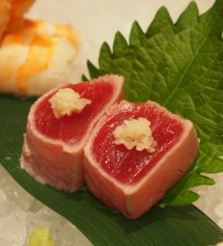 lightly seared tuna - Roka Aldwych | ytTastes | Yvanne Teo