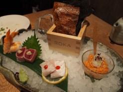 sashimi platter - Roka Aldwych   ytTastes   Yvanne Teo
