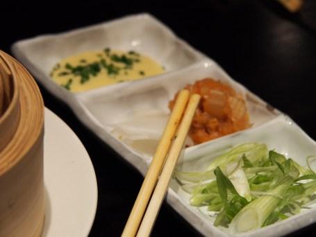 Shochu Kanteen tofu kimchi bun | ytTastes | Yvanne Teo