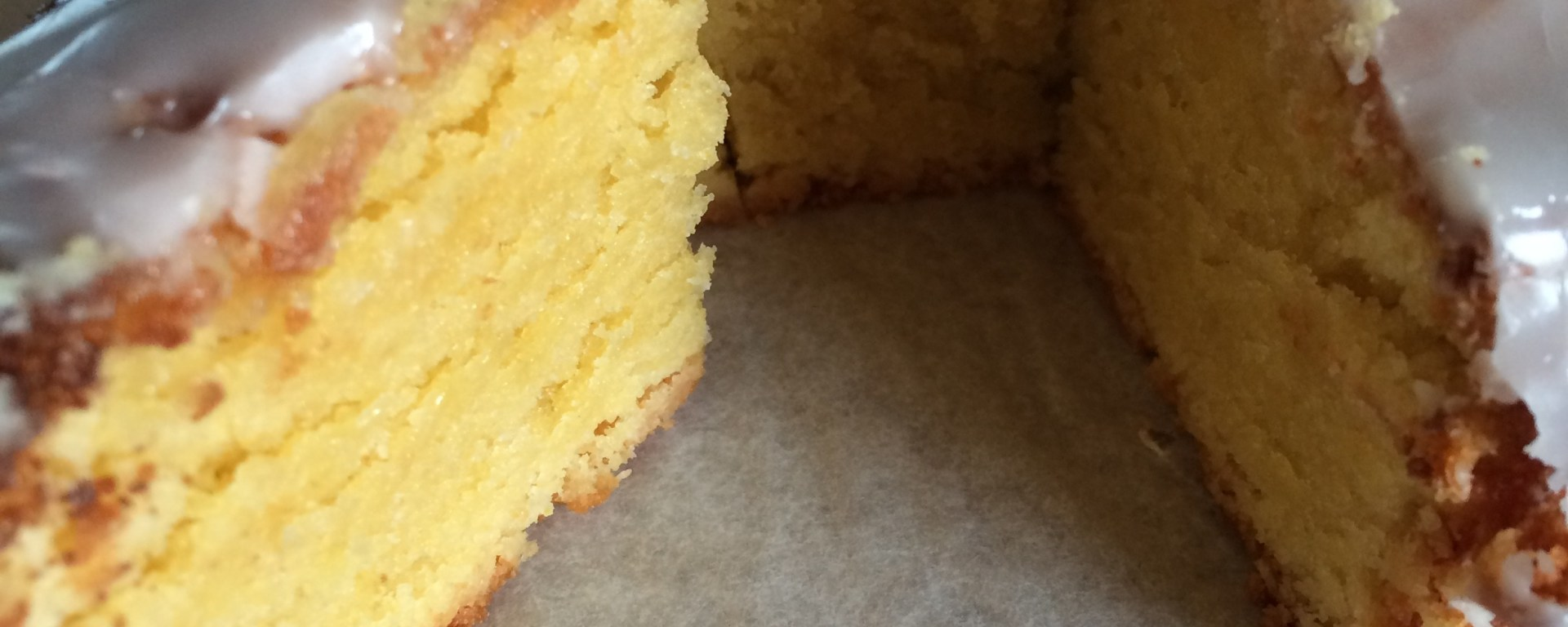 lemon drizzle cake | yttastes | Yvanne Teo