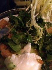 poached egg salad   Shoe Shop   ytTastes   Yvanne Teo