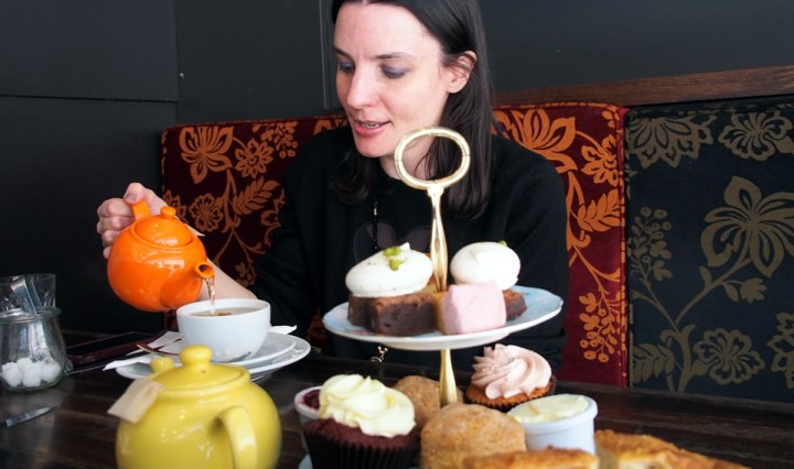 Bea's of Bloomsbury at St Paul's afternoon tea | ytTastes | Yvanne Teo