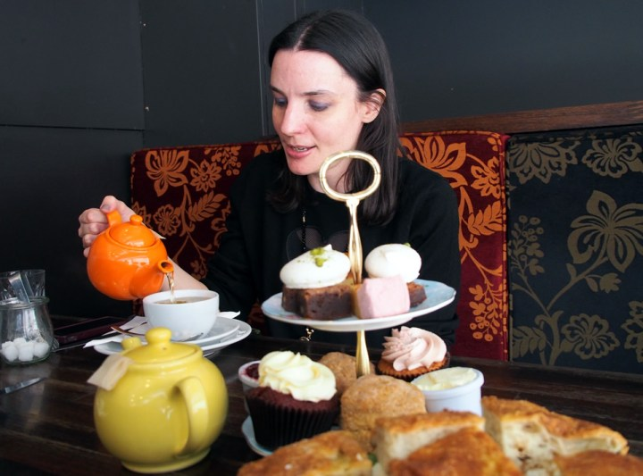 Bea's of Bloomsbury at St Paul's afternoon tea | ytTastes | Yvanne Teo