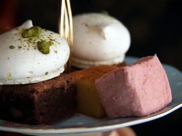 Bea's of Bloomsbury brownies meringue marshmellows | ytTastes | Yvanne Teo