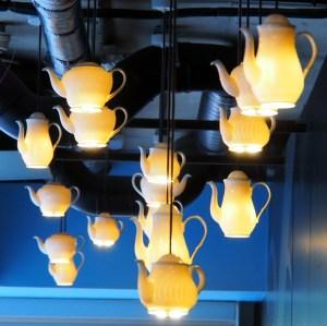 Bea's of Bloomsbury teapot lights   ytTastes   Yvanne Teo