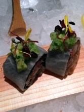 sashimi platter detail at Roka Aldwych | ytTastes | Yvanne Teo