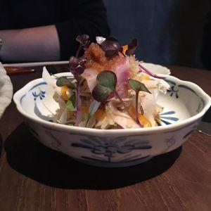 bream sashimi