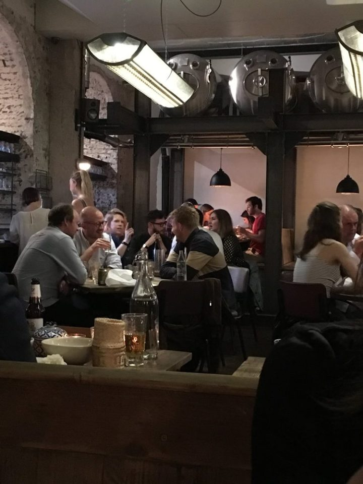 Som Saa | restaurant view | Yvanne Teo