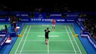 Lin Dan Vs. Lee Chong Wei – best rallies and highlights from Asian Championship