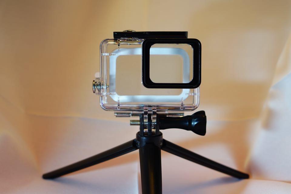サードパーティ製GoProの水中撮影用ハウジングを紹介