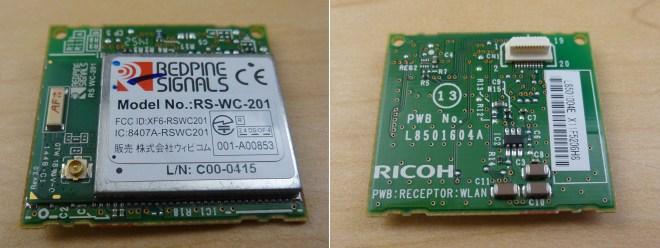 Wireless module RS-WC-201