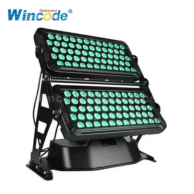 96 10w 4 ti 1 outdoor led city color architectural lighting