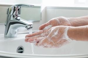 手洗い写真