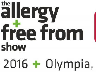 Allergy & Free From Show London 2016 Logo