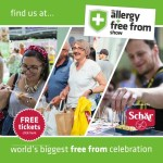 Thank you at Allergy & Free From Show London 2018