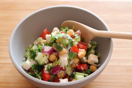 Greek Inspired Salad