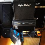 真空管ギターアンプ ノイズが増えた場合の簡易的検査方法