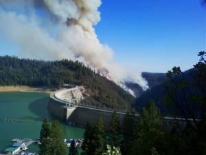 2010 Bullards Fire