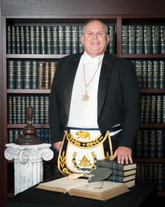 Martin David Perry, Grand Master of Masons in California