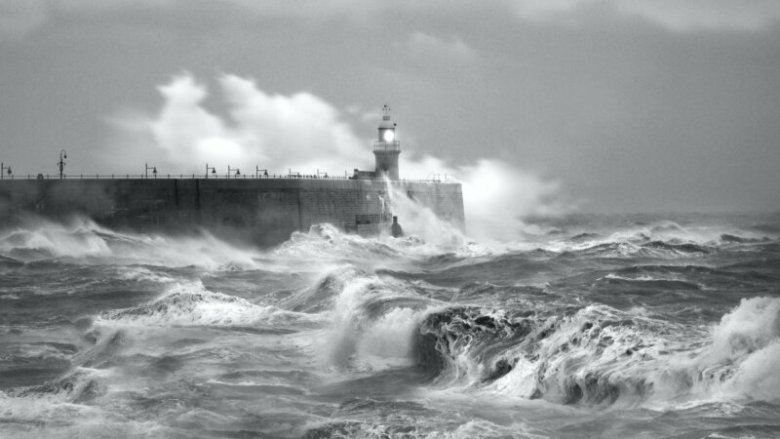 With more and worse superstorms probably on the way, we need to know as much as possible. Image: By Zoltan Tasi on Unsplash