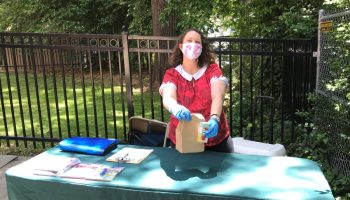 Nevada County Youth Services Librarian Mellisa Hannum