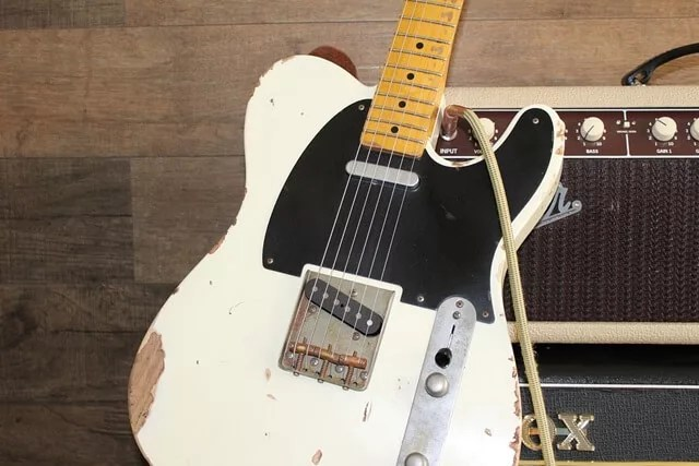 フェンダー・テレキャスター ヴィンテージギター