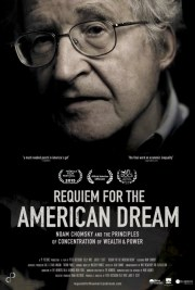 Requiem for the American Dream documentary cover image.