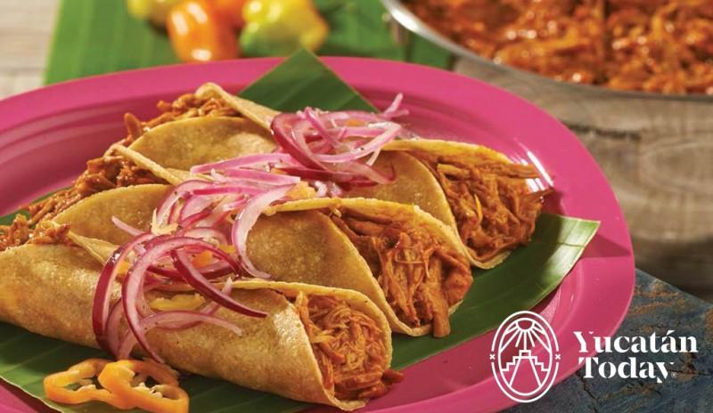 Cochinita Pibil comida yucateca