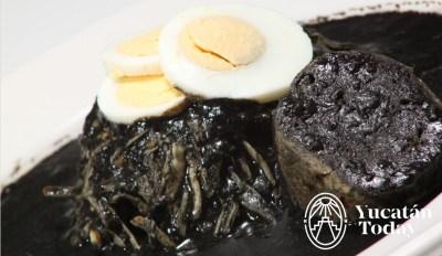 Relleno Negro cocina yucateca