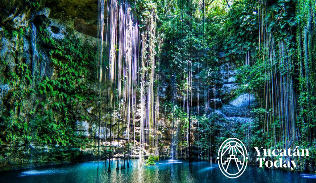 Cenotes, Underwater Sinkholes in Yucatán