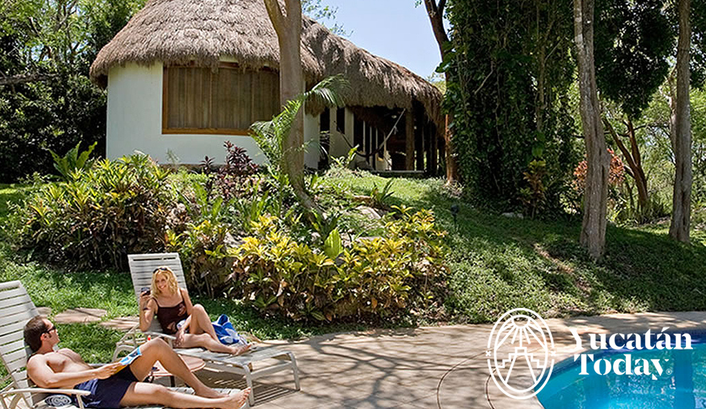 Lodge Chichen Itza Hoteles en Chichen